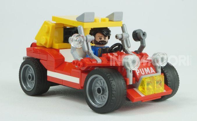 Dune Buggy di Bud Spencer e Terence Hill: arriva la versione LEGO Ideas - Foto 5 di 6