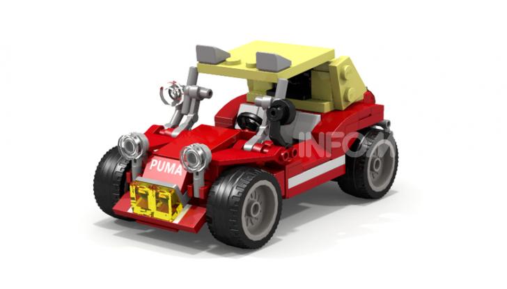 Dune Buggy di Bud Spencer e Terence Hill: arriva la versione LEGO Ideas - Foto 6 di 6