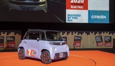 Citroen AMI: la city car elettrica guidabile senza patente