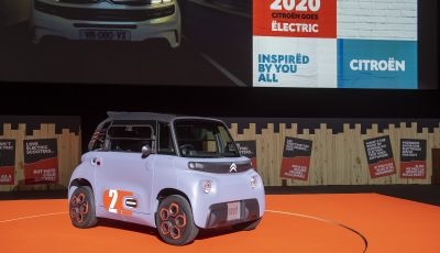 Citroen AMI: la city car elettrica guidabile senza patente