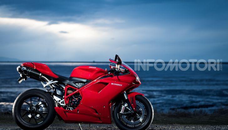 Ducati 1098 mare salsedine
