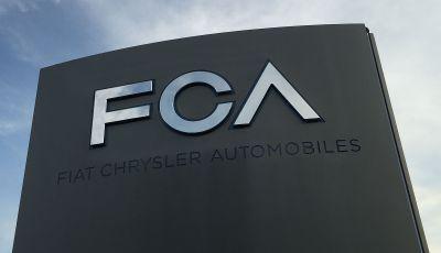 Gruppo Fca: otto stabilimenti chiusi per migliorare la fornitura