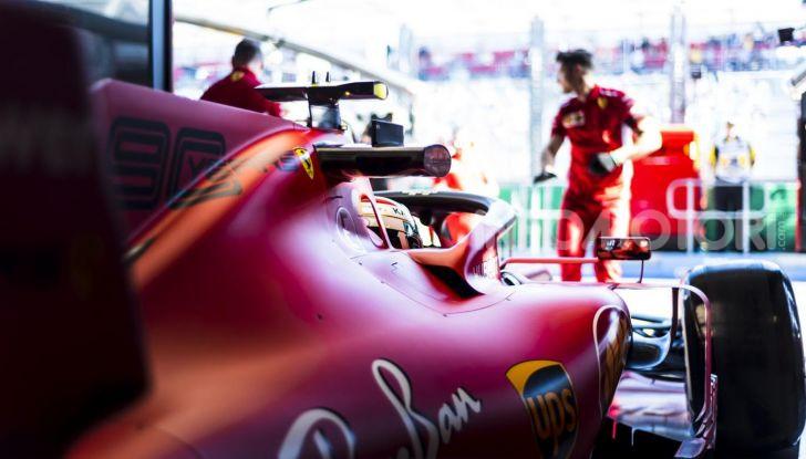 Ferrari F1 2019