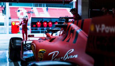 F1 2020: tutto pronto per la presentazione della nuova Ferrari