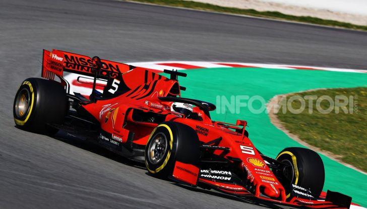 Ferrari F1 2019 Sebastian Vettel