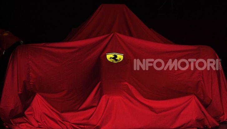 Ferrari F1 2020 unveiling