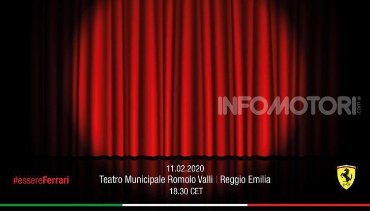 Ferrari F1 2020 presentazione