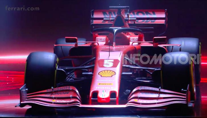 Ferrari SF1000 F1 2020