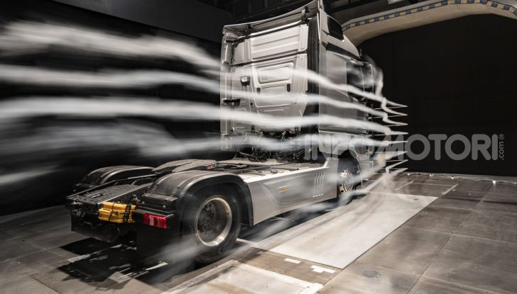 Mercedes Actros 2020