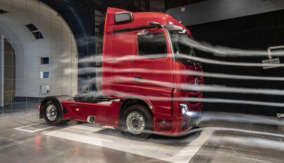 Mercedes-Benz Actros 2020: consumi ridotti e aerodinamica efficiente