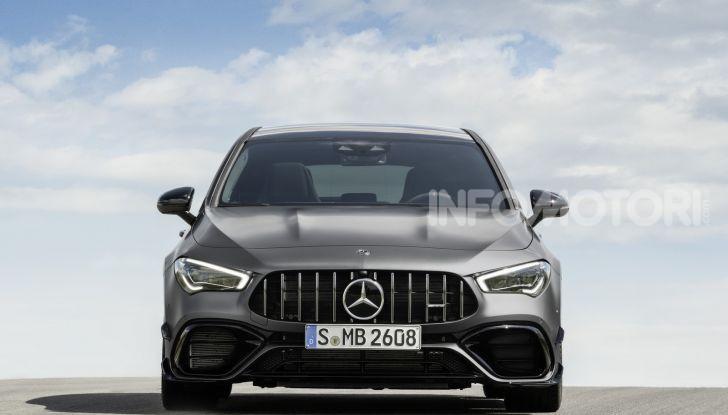 Mercedes CLA Shooting Range 2020