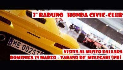 3° Raduno HONDA CIVIC – CLUB