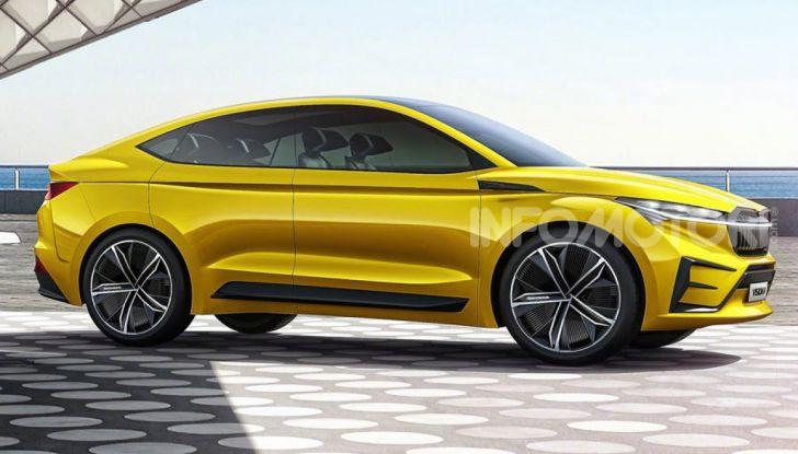 Skoda Enyaq SUV 2020
