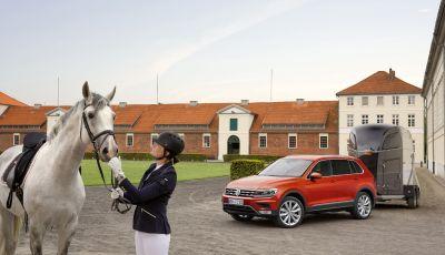 Volkswagen: la T-Family al completo alla prima edizione di Cavalli a Roma