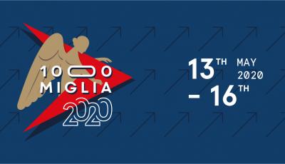 1000 Miglia 2020: si corre dal 13 al 16 maggio