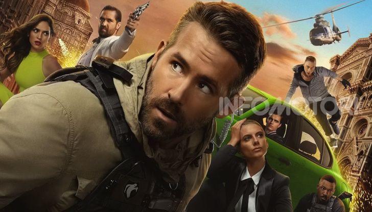 Film Netflix 6 Underground