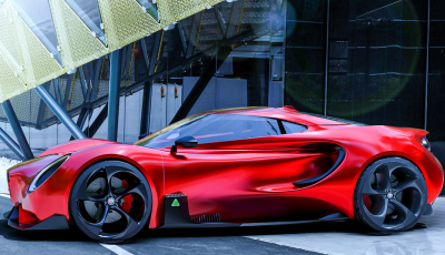 Nuova Alfa Romeo 4C affidata al designer di Toyota