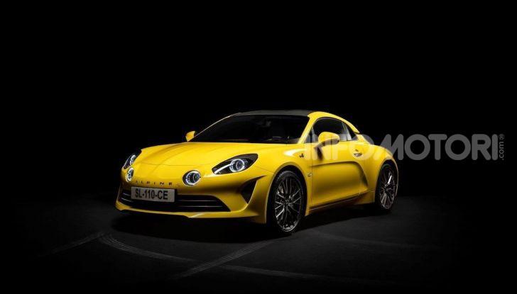 Alpine A110 Legend GT: eleganza e potenza in edizione limitata - Foto 1 di 16