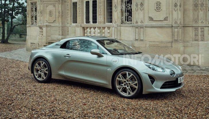 Alpine A110 Legend GT: eleganza e potenza in edizione limitata - Foto 10 di 16