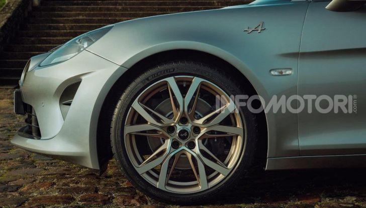 Alpine A110 Legend GT: eleganza e potenza in edizione limitata - Foto 14 di 16