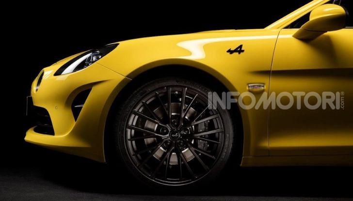 Alpine A110 Legend GT: eleganza e potenza in edizione limitata - Foto 2 di 16