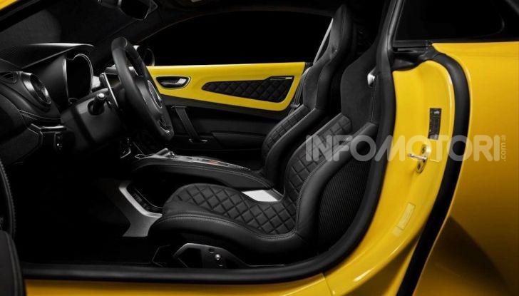 Alpine A110 Legend GT: eleganza e potenza in edizione limitata - Foto 4 di 16