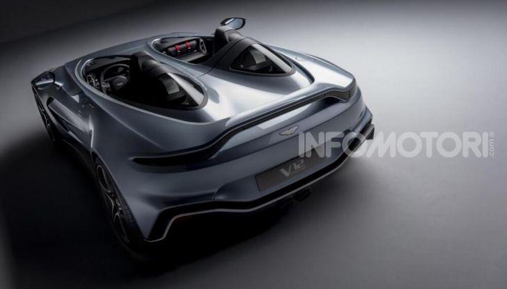 Aston Martin V12 Speedster: ispirata ai caccia - Foto 10 di 12