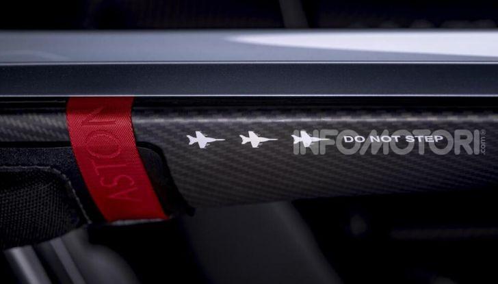 Aston Martin V12 Speedster: ispirata ai caccia - Foto 12 di 12