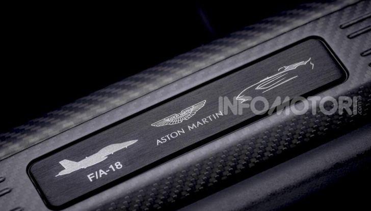 Aston Martin V12 Speedster: ispirata ai caccia - Foto 5 di 12