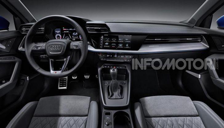 Audi A3 Sportback MY 2020: la compatta tedesca si rinnova ancora - Foto 2 di 8