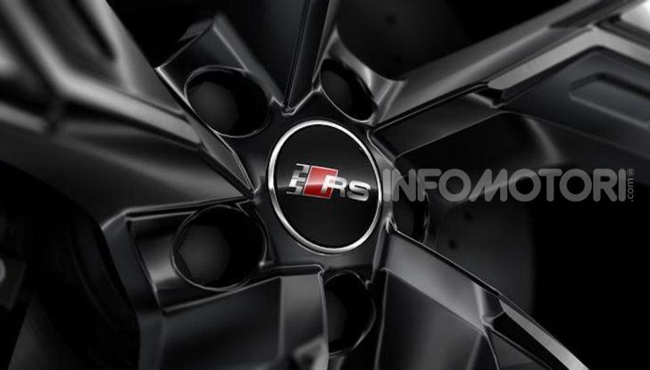 Audi RS3 Sportback 25 yeaRS, versione speciale per i 25 anni di RS - Foto 2 di 4