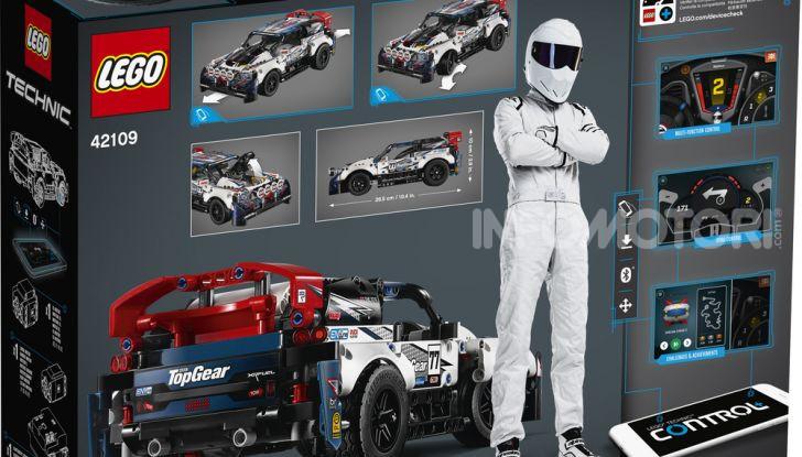 Auto da Rally Top Gear LEGO Technic telecomandata, 463 pezzi e tante funzioni - Foto 6 di 8