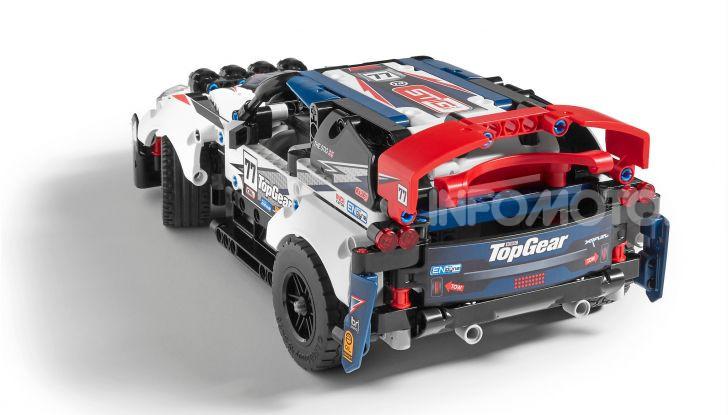 Auto da Rally Top Gear LEGO Technic telecomandata, 463 pezzi e tante funzioni - Foto 7 di 8