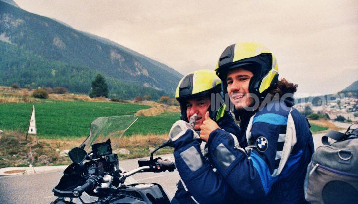 """BMW Motorrad Italia partner del film """"Se ti abbraccio non aver paura"""" - Foto 1 di 6"""