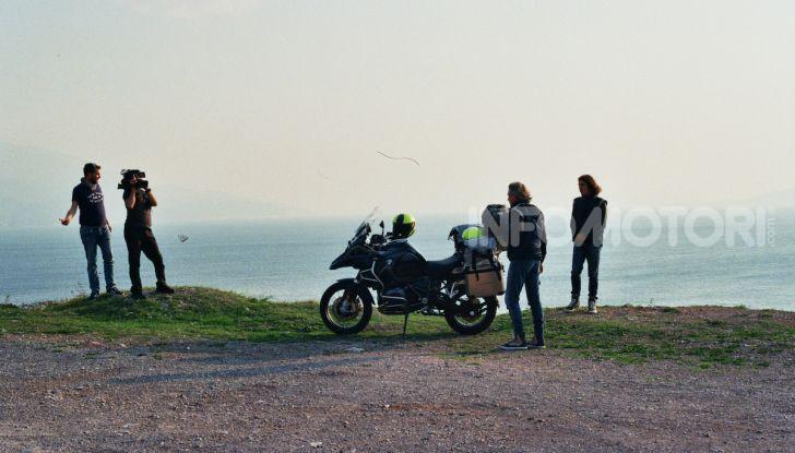 """BMW Motorrad Italia partner del film """"Se ti abbraccio non aver paura"""" - Foto 6 di 6"""