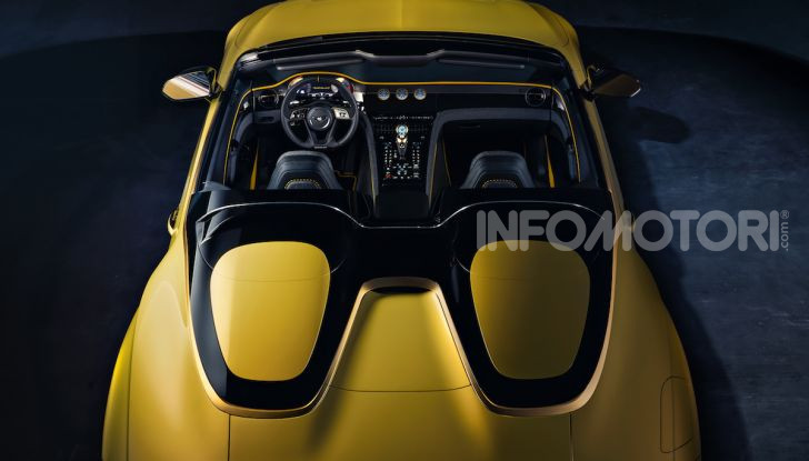 Bentley Mulliner Bacalar: una super car di lusso per pochissimi - Foto 10 di 24