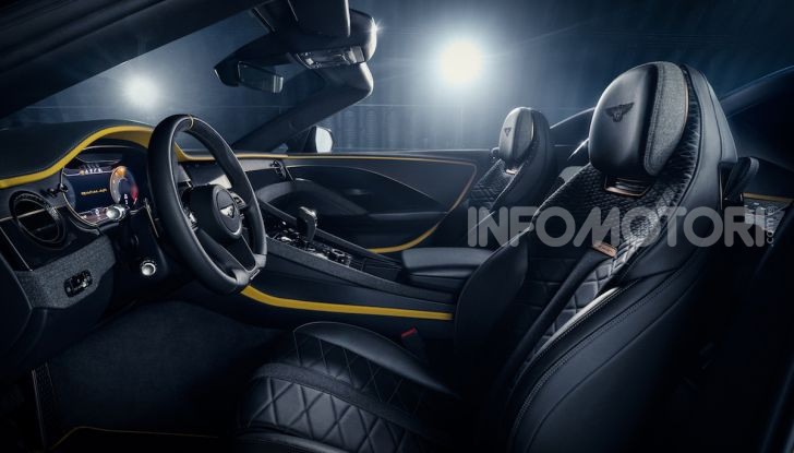 Bentley Mulliner Bacalar: una super car di lusso per pochissimi - Foto 13 di 24