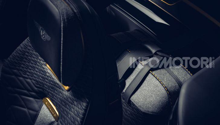 Bentley Mulliner Bacalar: una super car di lusso per pochissimi - Foto 16 di 24