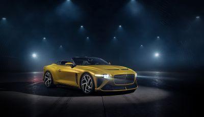 Bentley Mulliner Bacalar: una super car di lusso per pochissimi