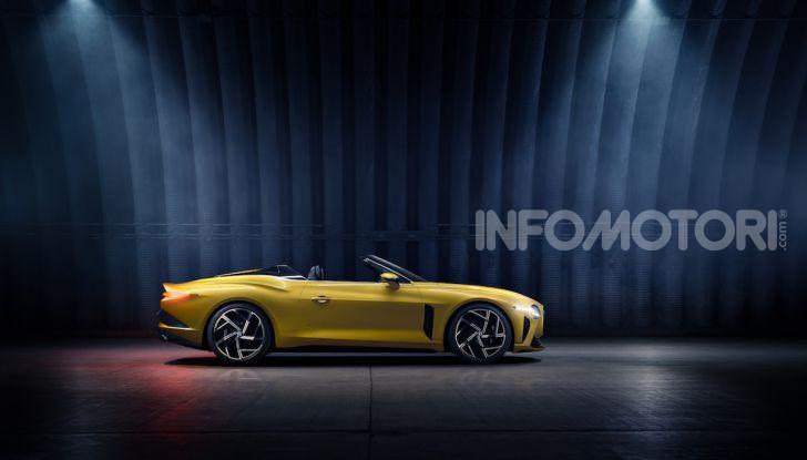 Bentley Mulliner Bacalar: una super car di lusso per pochissimi - Foto 4 di 24