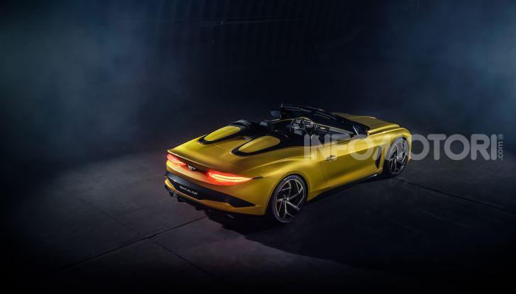 Bentley Mulliner Bacalar: una super car di lusso per pochissimi - Foto 6 di 24