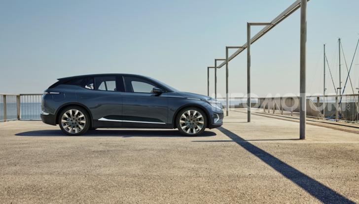 Byton M-Byte: il nuovo SUV elettrico cinese in arrivo nel 2021 - Foto 2 di 7