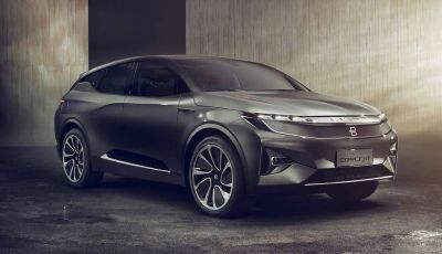 Byton M-Byte: il nuovo SUV elettrico cinese in arrivo nel 2021