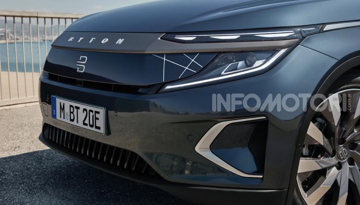 Byton M-Byte: il nuovo SUV elettrico cinese in arrivo nel 2021 - Foto 7 di 7