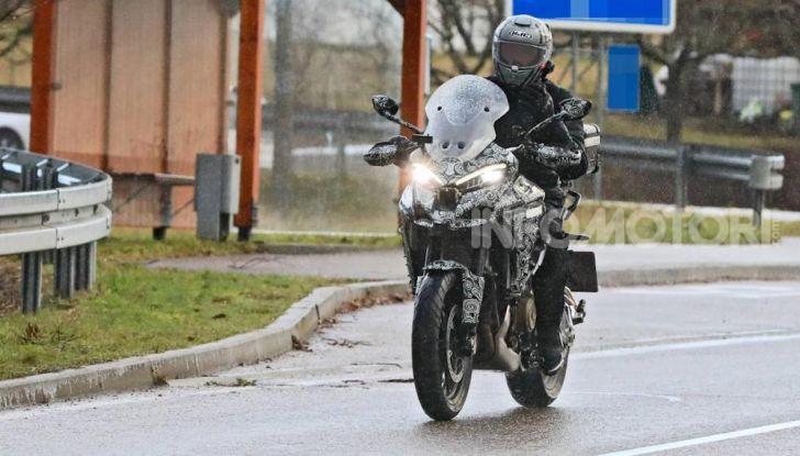 Ducati Multistrada V4: ecco come sarà la versione 2021 - Foto 1 di 3