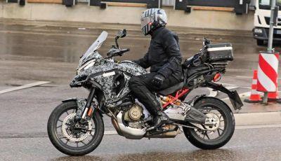 Ducati Multistrada V4: ecco come sarà la versione 2021