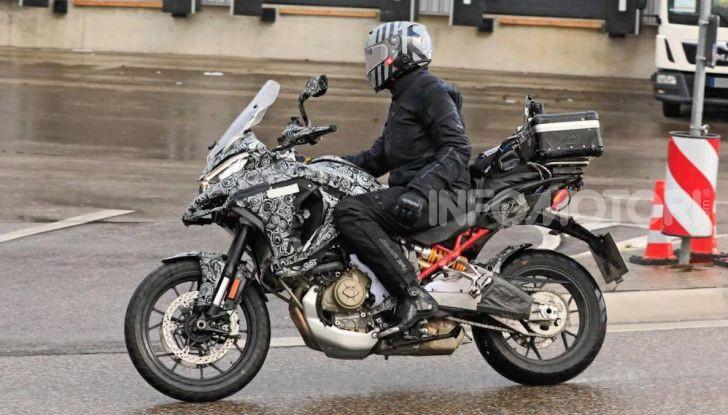 Ducati Multistrada V4: ecco come sarà la versione 2021 - Foto 2 di 3