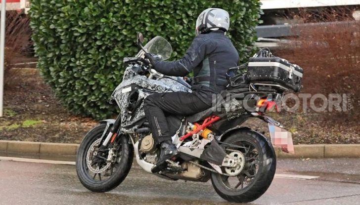 Ducati Multistrada V4: ecco come sarà la versione 2021 - Foto 3 di 3