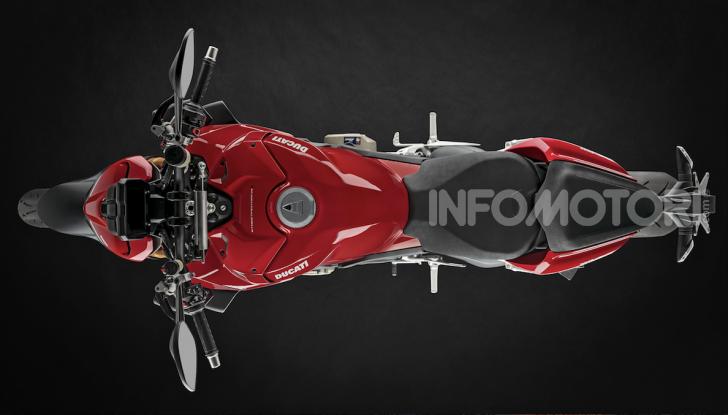 Ducati Streetfighter V4, la power naked dalla doppia personalità - Foto 11 di 16