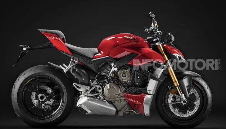 Ducati Streetfighter V4, la power naked dalla doppia personalità - Foto 13 di 16